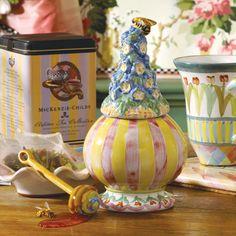MacKenzie-Childs - Honey Pot