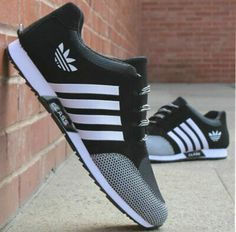 Men's Athletic Sneakers Outdoor Sports Running Casual Breathable Shoes Wholesale – Shoes Moda Sneakers, Sneakers Mode, Casual Sneakers, Sneakers Fashion, Casual Shoes, Shoes Sneakers, Men's Shoes, Adidas Mens Sneakers, Ebay Sneakers