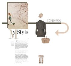 """""""[Fall from grace]"""" by furhious ❤ liked on Polyvore featuring River Island, Gianvito Rossi, Rick Owens and CÉLINE"""