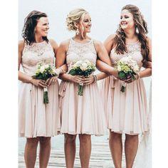 junior bridesmaid dress, short wedding party dress, prom
