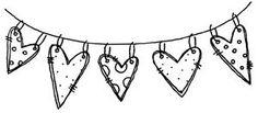 Hand Embroidery Designs For Plain Saree Doodle Drawings, Doodle Art, Heart Doodle, Hand Embroidery Designs, Embroidery Patterns, Embroidery Stitches, Doodle Lettering, Doodles Zentangles, Flower Doodles