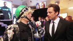 Sebastian Stan Funny Moments 2015. So so so sooo funny! xD