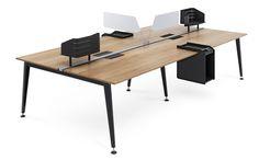 flexibler arbeitsplatz - Herman Miller Tischsysteme