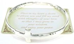 Inspirational Hammered Cross Engraved Bracelet with a Prayer Card by Jewelry Nexus ** Check out this great product. (This is an affiliate link and I receive a commission for the sales)