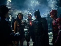 Justice League Kritik DC Comics Warner Bros
