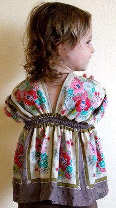 Anna Maria Horner tunic