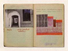 carnet d'artiste : art textile US, Sheila Hicks, femmes artistes