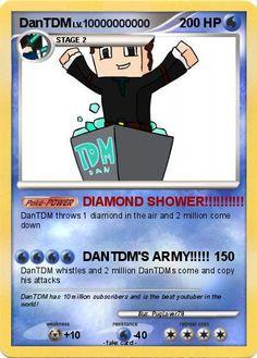 Pokemon DanTDM