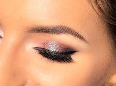 Glitter makeup Glitter Makeup, Make Up, Rings, Jewelry, Jewlery, Jewerly, Ring, Schmuck, Makeup