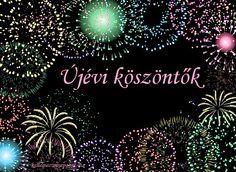 Újévi köszöntők, újévi jókívánságok ⋆ KellemesÜnnepeket.hu