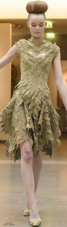 Franck Sorbier Couture Spring 2016