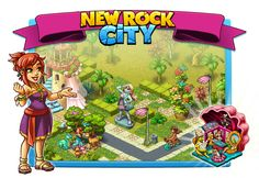 New Rock City: Women's Day Paradise City, Prehistoric, Ladies Day, Create Yourself, Comic Books, Rock, Stone, Comic Strips, Prehistory