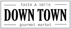 The new 'DOWN TOWN gourmet market' is an eclectic eating and gathering sanctuary.