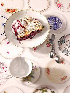 Best Blueberry Pie - Blaubeerkuchen