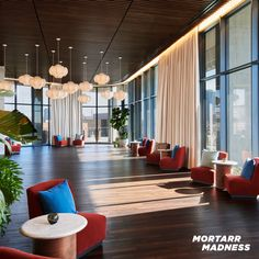 Come connect with us on Mortarr and see our projects and products story! #commercialflooring #woodflooring #customflooring #interiordesign #dallastexas Wood Stair Treads, Wood Stairs, Flooring Companies, Commercial Construction, Portfolio Images, Commercial Flooring, Custom Wood, Wood Wall, Hardwood Floors
