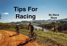 Tips for #racing on bikes