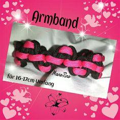 Armband aus Paracord Paracord, Fur, Accessories, Fashion, Armband, Handarbeit, Moda, Fasion, Feathers