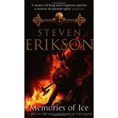 Memories of Ice: The Malazan Book of the Fallen 3