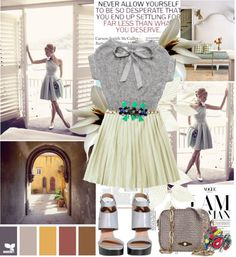 """""""My opinions may have changed, but not the fact that I'm right."""" by lidia-solymosi on Polyvore"""