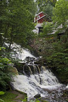 Röttle by, Gränna, Sweden