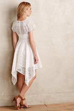 Prima Lace Dress - anthropologie.com #anthropologie #AnthroFave