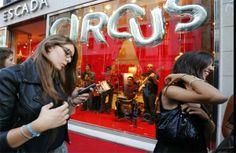 Futuro del retail #Rfid #gps #nfc #InternetOfThings