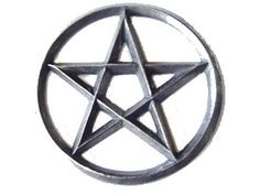 """The pentacle,"" Langdon clarified,"" is a pre-Christian symbol that relates to Nature worship. The ancients envisioned their world in two halves – masculine and feminine. Their gods and goddesses worked to keep a balance of power... This pentacle is representative of the female half of all things – a concept religious historians call the 'sacred feminine' or the 'divine goddess..."""