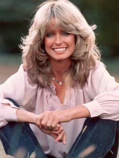 Farrah Fawcett was, without a doubt, one of the most beautiful women to ever walk the face of the Earth. A smile that lit up our lives.