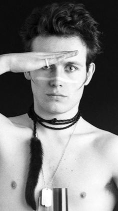 Adam Ant- Why don't men wear makeup any more?