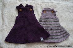 To snertne selekjoler \ Two cute dresses for my baby girl