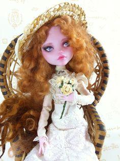 Tamara jeune fille 1900 poupée par AtelierMarieLouise