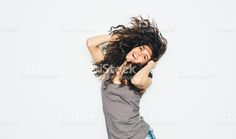 Fille s'amuser Stock Photo Libre de Droits 90746957 - iStock