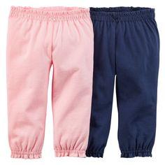 Essential 2-Pack Pants | Carters.com