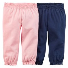 Essential 2-Pack Pants | Carters.com
