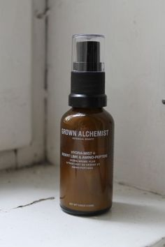 GROWN ALCHEMIST Botanical Beauty Hydra Mist + *Once Upon A Cream VEGAN BEAUTY BLOG*