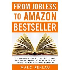 #Book Review of #FromJoblesstoAmazonBestseller from #ReadersFavorite - https://readersfavorite.com/book-review/from-jobless-to-amazon-bestseller  Reviewed by Anne-Marie Reynolds for Readers' Favorite  From Jobless to Amazon Bestseller: The Step-by-Step System I Followed to Write, Self-publish, Market and Promote my Book to Become a #1 Bestseller on Amazon by Marc Reklau is an informative guide on self-publishing. Many people dream of being a writer, but although they...