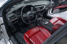 Pre-Owned Performance & Luxury vehicle sales. Used car dealer, licensed independent motor vehicle dealer in South Florida. Audi For Sale, Cars For Sale, Used Audi, Red Interiors, Performance Cars, Red Accents, South Florida, Motor Car, Used Cars