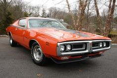 1971 Dodge Charger R/T, V-Code 440 6pack/A-833 4 sp/A33 TrackPack 3.54 SureGrip Dana & HD cooling/suspention...