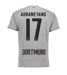 Billiga Dortmund Aubameyang 17 Tredje Tröja 17-18 Kortärmad Manchester United, 18th, Sports, Mens Tops, T Shirt, Goaltender, Football Soccer, Hs Sports, Sport