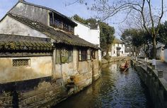 Tongli Water Town is on the southern outskirts of Suzhou and about an hour drive from Shanghai. With a history of over 1000 years, Tongli's chief claim to fame is a system of canals reminiscent of Venice. 1000 Years, Suzhou, Lost City, Shanghai, Underwater, Venice, Tours, History, Nature