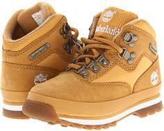Timberland Kids Euro Hiker (Infant Toddler) on shopstyle.com 4a26664f65a