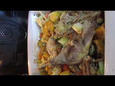 Devaneios Culinários da Tiazinha: galinha caeira com legumes se gluten0