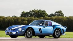 1962 Ferrari 250 GTO Set to Sell for $55 Million
