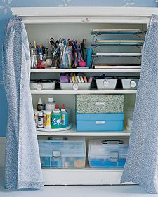 Craft Cupboard - Martha Stewart
