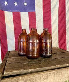 Antique Bottles, Old Bottles, Beer Bottles, Amber Glass, Clear Glass, Maxwell House Coffee, Honey Packaging, Coffee Jars