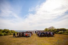 #Outside #wedding #ocean #view #Ceremony