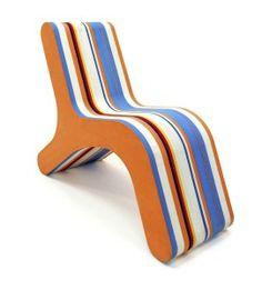 'foomy chair' by markus benesch