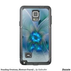 Standing Ovations, Abstract Fractal Art OtterBox Samsung Note 4 Case