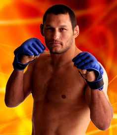 Dan Henderson. Former Pride FC middleweight and welterweight champion