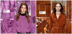 color palettes pantone fall 2016 purple brown